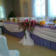 Inna wersja naszej dekoracji florystycznej