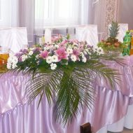 Stół główny-florystyka