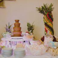 Nasza fontanna czekoladowa
